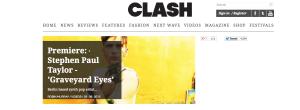 spt in clash magazine