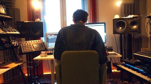 spt studio first day 4